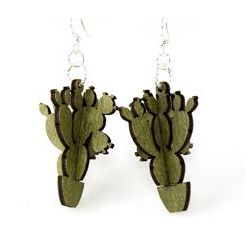 Barrel Cactus Earrings