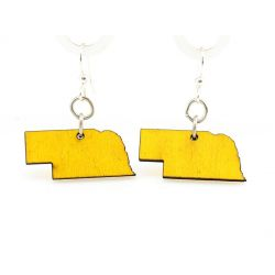 Nebraska Earrings