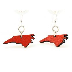 North Carolina Earrings