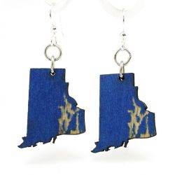 Rhode Island Earrings