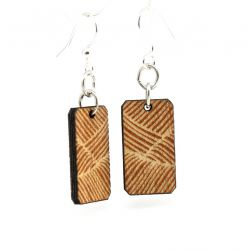 abstract wood grain blossoms