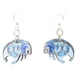 Water Bear Earrings