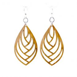 985 embrace bamboo earrings