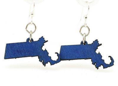 Massachusetts Earrings