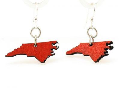 North Carolina Earrings