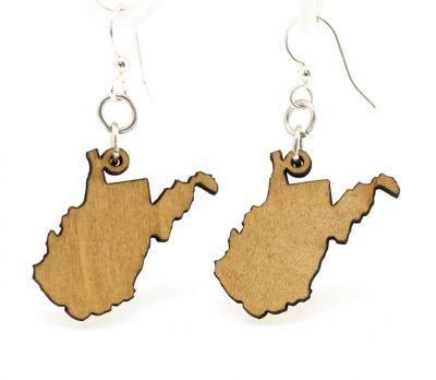 West Virginia Earrings