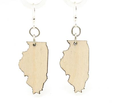 Illinois Earrings