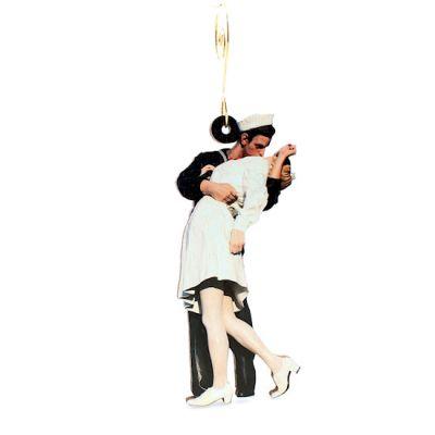 Unconditional Surrender Ornament
