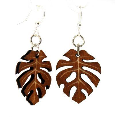 earrings shown in color Cinnamon
